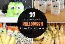 Halloween + Harvest Parties