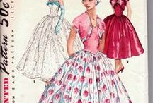 Vintage Sewing Patterns 1940's & 1950's / Vintage sewing patterns we have available plus others from other sites. www.vintagestitching.com