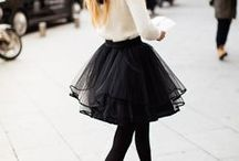 skirts style W
