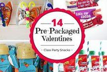 Valentine's Day Party Snacks