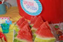 Healthy School Party Snacks