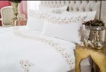 Bedware / A wide variety of the bedding products we have.