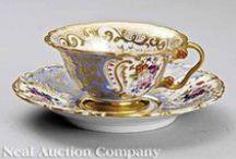 Exquisite Tea & Coffee cups