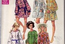 Vintage Sewing Patterns Ladies 1960's & 1970's / Vintage sewing patterns we have available plus others from other sites. www.vintagestitching.com