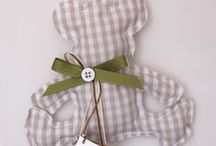 Baby Bear / Christening Decoration