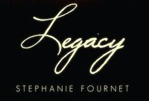 Legacy / The only thing Corinne and Wes had in common before Michael died…was Michael. But when the two find themselves living under the same roof, everything changes. Is there hope for the man who's never been in love and for the woman who's afraid to love again?