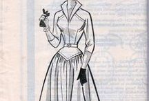 Vintage Sewing Patterns Mail Order / Vintage sewing patterns for ladies & girls.  Brands include Anne Adams, Marian Martin & more.  Visit us at: VintageStitching.com