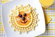 Kids Fun Foods / by Jaclyn {Cooking Classy}