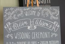 Design / by The Curated Bride