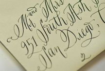 Weddings | Stationery / by The Curated Bride