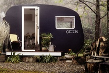 Caravan / Vintage Caravans, glamping, camping