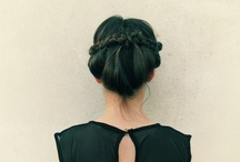Hair style / by Maedeh Shanehsaz