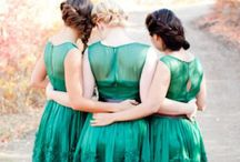 Weddings | Emerald City / by The Curated Bride
