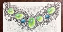 Zentangle and Doodle