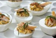 Hors d'oeuvres / by Farm to Fork Catering