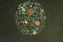 Illustrations / Watercolours | Chalk Art | Digital