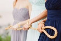 Weddings | Nautical / by The Curated Bride