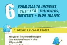 Twitter Marketing Tips / Build a strong presence on Twitter using these Twitter tips / Twitter marketing tips!