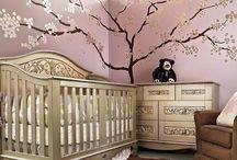 BABY girl bedroom / by Erlene Stevenson