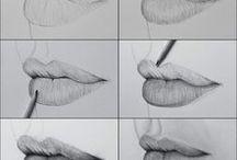 How to Draw / ( Ako kresliť? )