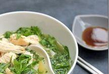 Herzerwärmende Suppen Rezepte / Gesunde Suppen Rezepte