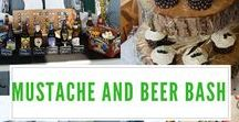 Mustache and Beer Bash