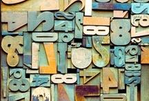 Typography / Tipografía / All types / Tipos de todo tipo