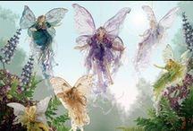 fairies n more / by Robin Barat