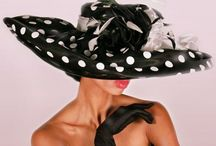 HATS AND TOUCHED  (  SOMBREROS Y TOCADOS ) / con stylo