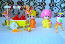 Old toys / Recuerdos