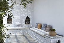 OUTDOOR TERRACES AND PORCHES