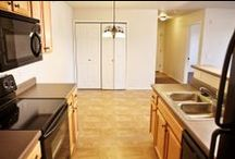 Unfurnished Apartments /  Studio, 1, 2 and 3 bedroom units.