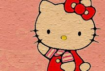 Hello kitty / Anime