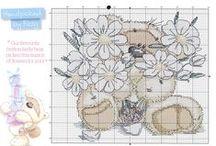 cross stitch / haft krzyzykowy
