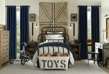 Little Boys Rooms : )