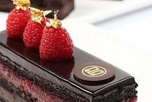 Chocolate / Decadent chocolate candy, desserts, cakes and pies