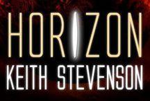 Horizon an SF thriller by Keith Stevenson / images related to my novel Horizon - an SF thriller (Voyager Impulse) - see www.horizonbook.com.au
