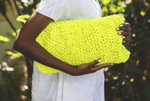 Inspired Accessories: Bags / If you can use it to carry, it's a bag.