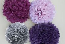 Purples & Grays