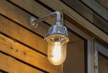 Factorylux Bathroom & Outdoor Lighting / Factorylux bathroom and outdoor collections - high quality ingress protection (IP) rated fittings.  Suitable for external installation or in bathroom zones 2 and 3.