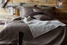 Habitaciones Rustic/Industrial Deco