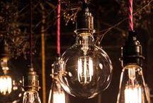 Factorylux LED Filament Light Bulbs / LED Filament light bulbs with A + energy rating.