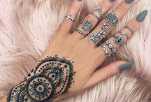Hennè / Tatuaggi delebili