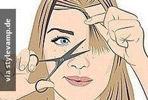 hair cut diy tutorials