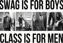 class is for men