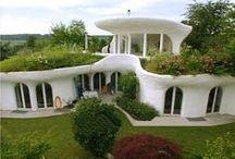 Earthship, Cob Dreamhouse