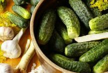 Drying, Canning, Pickling and Fermenting