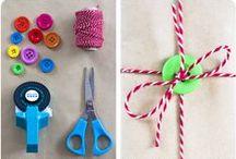 Do It Yourself / Tutorial e suggerimenti per creare oggetti straordinari con le proprie mani.