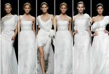 Wedding dresses / The latest wedding dresses!