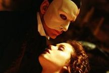 The phantom of the opera / by Kelsey Cee